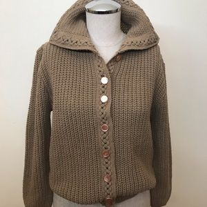 Vintage featherknits Cardigan sweater